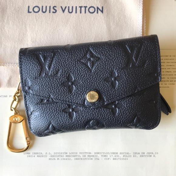 03c639e45544 Louis Vuitton Accessories - Louis Vuitton Monogram Empreinte key wallet